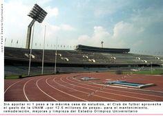 A pesar de beneficiarse de los recursos y bienes de la UNAM, el equipo de los Pumas, de la Primera División del futbol mexicano, no ha aportado ni un solo peso a la institución…
