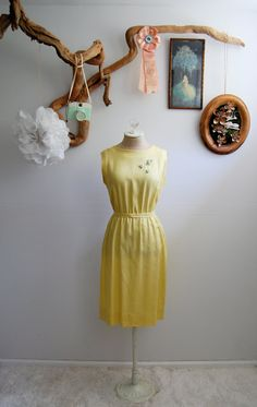 Vintage Inspired Maid of Honor Dress