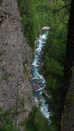 Cayoosh Creek - duffy lake road by millardog, via Flickr #whistler