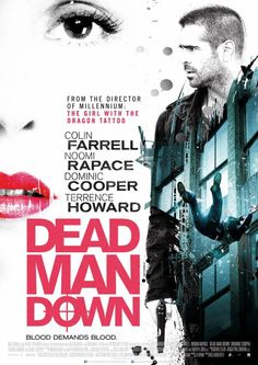 Dead Man Down - Movie Poster #1