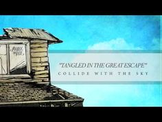 Pierce The Veil - Tangled In The Great Escape ( Track 7)  i could listen to this over and over again
