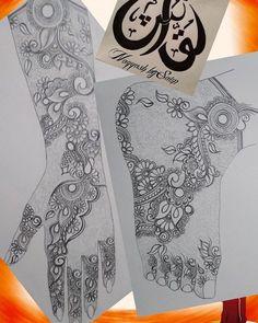 #NaqqashBySaim Henna Tattoo Designs Arm, Indian Henna Designs, Finger Henna Designs, Basic Mehndi Designs, Legs Mehndi Design, Mehndi Design Pictures, Mehndi Designs For Beginners, Beautiful Henna Designs, Dulhan Mehndi Designs