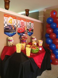 Aidens 3rd bday