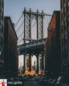 Photo by @mc_gutty: Morning light in DUMBO