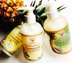 You'll think of Hawaii each time you wash your hands! #islandsoap #heavenlyhandsz #hawaiianstore #hawaiianstoreonline