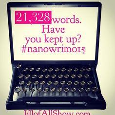 How are you doing?? #nanowrimo #nanowrimo2015 #amwriting #writing #writer #nanowri #writersofinstagram #write #novel #author #poetry #bookstagram #books #story #writers #wordcount #stories #reading #nationalnovelwritingmonth #goals #bookwriting #book #writersproblems #writersofig #writerslife #writerscommunity #writelife #writeanovel #wordporn #wattpad