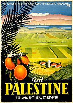 'Visit Palestine' (2) - Wonderful A4 Glossy Art Print Tak... https://www.amazon.co.uk/dp/B01IN159JE/ref=cm_sw_r_pi_dp_uWjJxbV83QZWS