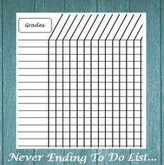 blank chart template for teachers. A Handy Template To Help Teachers Keep Track Of Class And Homework That\u0027s Not Been Turned In. Download Is 31 Pages Templates Things Make \u2026 Blank Chart For T