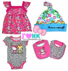 eeekk!!!! Love!!! <3 Tokidoki AND Helly Kitty baby stuff <3