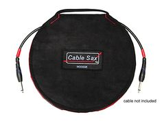 Cable Sax Hoodie Cable Organizer