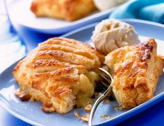 Bramley Apple and Marzipan Pies | Bramley Apples