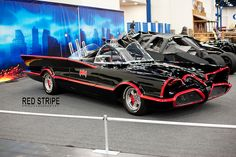 Bat Mobiles old & new