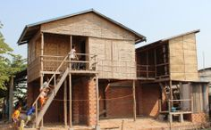 Building Trust International Constructs Sustainable Housing in Cambodia