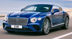 Bentley CEO Reportedly Confirms The Next Continental GT Will Go Electric #news #Bentley