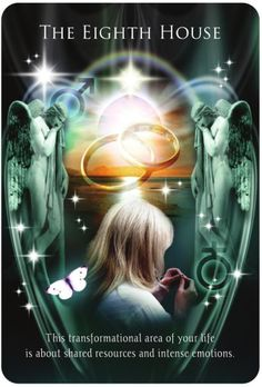 The Eighth House Alison Chester-Lambert  - Astrology Reading Cards Your Personal Journey in the Stars http://astrologyclub.org/eighth-house/