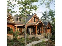 Eplans Craftsman House Plan - Tranquil Living - 3126 Square Feet and 3 Bedrooms(s) from Eplans - House Plan Code HWEPL14530