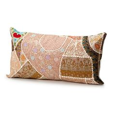 Look what I found at UncommonGoods: patchwork pillows... for $30 #uncommongoods