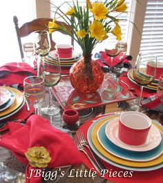 JBigg's Little Pieces: Breakfast With Stella  http://jbiggslittlepieces.blogspot.com/2012/05/breakfast-with-stella.html