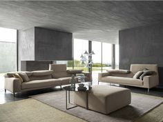 Design Depot Furniture - Modern Furniture from Europe and USA - Miami Showroom Furniture Showroom, Living Room Furniture, Italian Furniture, Upholstered Furniture, Contemporary Furniture, Sectional Sofa, Living Spaces, Living Rooms, Interior Design
