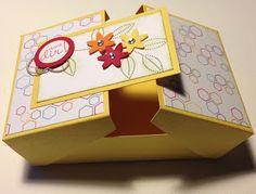 silkes seite : Split Top Box