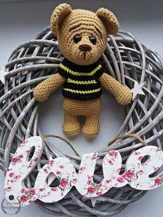 Tiny Teddy  Orginal pattern fom MK RHO  #amigurumi #crochet #crochettoys #maskotki #zabwki #szydełko #szydełkowanie #rękodzieło #diy #handmade #yarn #häkeln #ganchillo #Вязаниекрючком #wool #dziergam #amigurumilove #amigurumilicious #mkrho #teddy #bear #teddybear #miś #misiu #hobby #myhobby #iloveit #robótki #szydełkiem