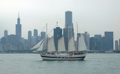 Sailing the Windy City. CHICAGO