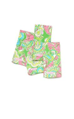 Fabric Napkins in Chin Chin $19 Lilly Pulitzer