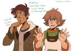 Altean!Lance | Tumblr