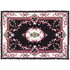 My favorite source for arts and crafts:  Royale Latch Hook Rug Kit