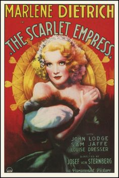 "don56: Marlene Dietrich in ""The Scarlet Empress""... - Java Tunes"