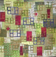 Gong Green Feng Shui by Whawi member / artist Carol Larson