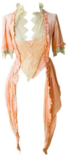 1920s Marie Antoinette Dress Pink Satin Bustle Bodice Corset French Costume Masquerade Revolution Tea Party Kawaii Harujuku Lolita Plus Size
