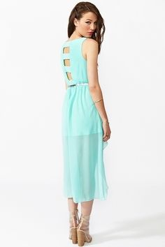 Marina Tail Dress    $58.00