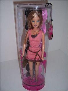 Amazon.com: J1410 - Pink Dress Barbie Fashion Fever Doll - 19: Toys & Games
