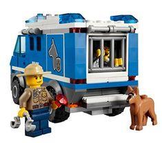 LEGO City 4441 - Polizeihundetransporter: Amazon.de: Spielzeug