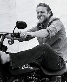 Sons of Anarchy Jax Teller - soon to be Mr. Christian Grey. Prolly the best decision ever made. EVER.