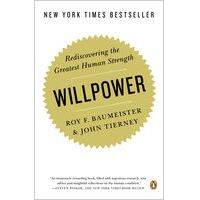 Willpower by Roy F.