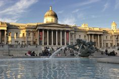 National Portrait Gallery - London by Andy Sedg, via Flickr