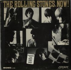For Sale - Rolling Stones The Rolling Stones, Now! - 3rd - Promo Stickered USA  vinyl LP album (LP record) - See this and 250,000 other rare & vintage vinyl records, singles, LPs & CDs at http://eil.com