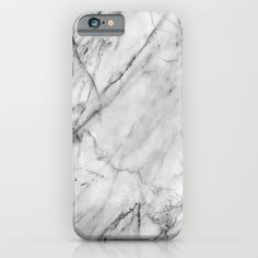 Carrara Marble iPhone & iPod Case