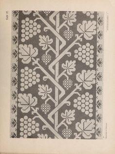 Gallery.ru / Фото #71 - Musterbucher altitalienischer Leinen Stickerei 1881 - shtushakutusha