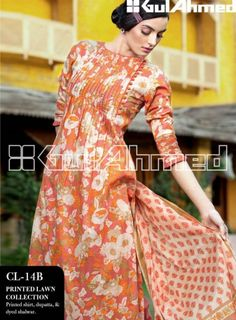 Gul Ahmed Summer Lawn Collection 2013 (137)