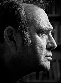 Harold Pinter (1930-2008) - Nobel Prize-winning (2005) English playwright, screenwriter, director and actor. Photo © Chris Saunders