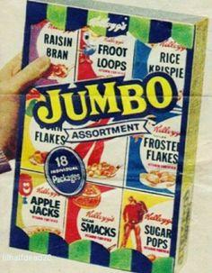 JUMBO ASSORTMENTS