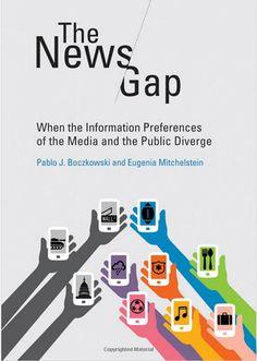 La brecha entre lo que escriben los periodistas y lo que leen los lectores #SocialMedia #periodismo
