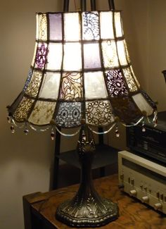 Made From Philippine Shell Lampshade Handmade Lamps Lamps For Sale Old Lamps