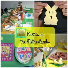 Learn how Easter is celebrated in the Netherlands, and check out the beautiful pictures in this post! #MKBKids
