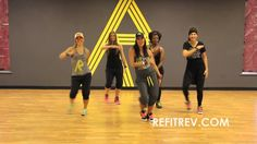 - Rihanna- Where have you been Zumba by REFIT DANCE FITNESS