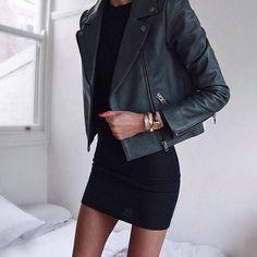 Jacket black drees