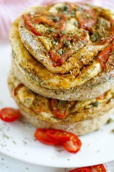 Tomaat-Ansjovis brood